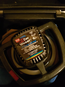 "Orbital Car Waxer (10"")"
