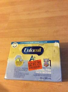 Enfamil A+ concentrated baby food stage 1