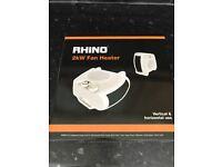 Rhino 2kW Fan Heater