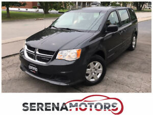DODGE GRAND CARAVAN | ONE OWNER | 118K | NO ACCIDENTS