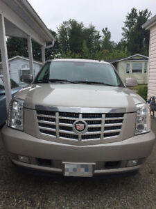 2007 Cadillac Escalade SUV with low km