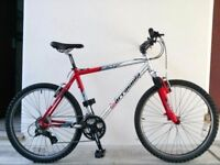 "FREE Speedometer with (2167) 26"" 20"" Aluminium BARRACUDA MOUNTAIN BIKE BICYCLE Height: 175-190cm"
