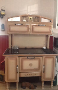 Electric Antique Cooking Stove
