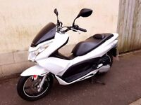 Honda PCX 125 cc great condition mileage only 6700