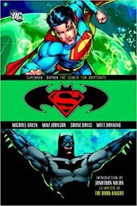 Superman Batman the Search for Kryptonite Hardcover
