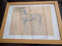 Edgar Degas Sketch