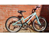 "Girls Apollo XC bike Age 6 - 9 20"" wheels"