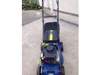 Challenge xtreme petrol lawn mower