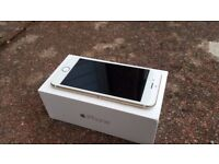 Apple iPhone 6 16gb Gold Unlocked Three