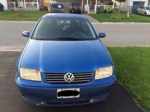 2001 Volkswagen Jetta Other