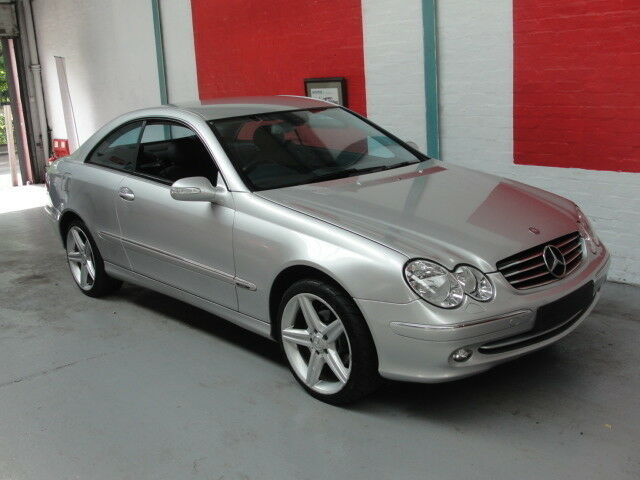 mercedes clk clk 200 kompressor avantgarde silver 2003 in east kilbride glasgow gumtree. Black Bedroom Furniture Sets. Home Design Ideas