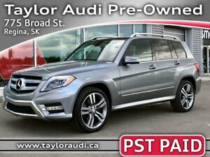 2014 Mercedes-Benz GLK-Class PST PAID, LOW KM, AMG SPORT PKG,...