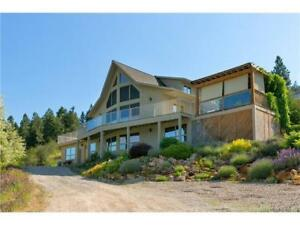 Fully Furnished, Executive House for rent in Lake Country BC