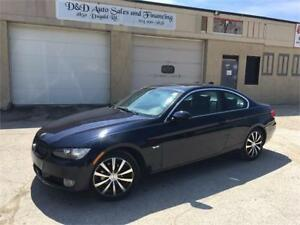 2007 BMW 3 Series 328xi-AWD-LEATHER-SUNROOF-LOADED-ALLOYS