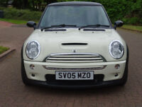 2005 05 MINI HATCH COOPER 1.6 COOPER S 3d 168 BHP*PART EX WELCOME*FINANCE AVAILABLE*