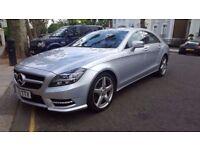 Mercedes-Benz CLS 2.1 CLS250d CDI BlueEFFICIENCY AMG Sport 7G-Tronic Plus 4dr