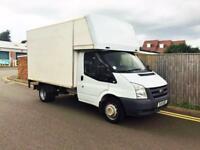 2010 Ford Transit 2.4 TDCi Duratorq ( 115PS ) 350M LUTON VAN WITH TAIL LIFT