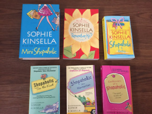Sophie Kinsella Books – Set of 6