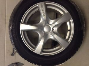Mag Buick 215/60r17