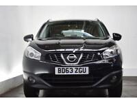 NISSAN QASHQAI 1.6 DCI 360 IS 5d 130 BHP (black) 2013