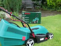 Lawnmower Bosch Rotak