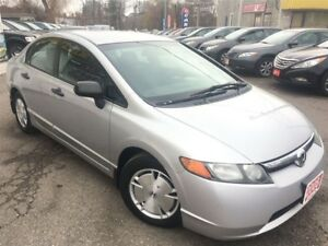 2008 Honda Civic DX-G/AUTOAIR/LOADED/ALLOYS