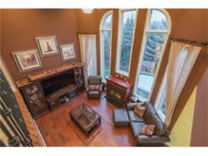 Well upgraded house with walkout basement at great location