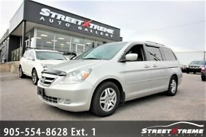 2007 Honda Odyssey EX-L|8 PASSENGER|HEATED SEAT|LEATHER|MOONROOF