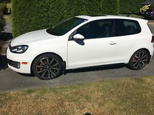 2012 VW GTI A6 2.0 T 6 Auto, In excellent condition