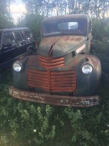 1945 General Motors