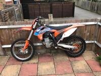 2013 Ktm sxf 450 swap for yz 125 cr 125 kx 125