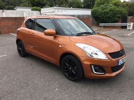 Suzuki Swift Sz-l 1.2 2016 mint condition 1 owner low mileage
