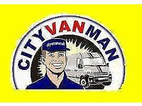 Cheap Man & Van Removal Service affordable reliable