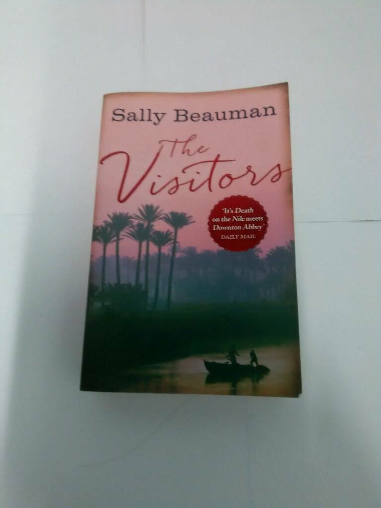 The Visitors by Sally Beaumanin Poole, DorsetGumtree - In good condition.I would like around £5 but I am open to offers.Sent abroad to Egypt in 1922 to recover from the typhoid that killed her mother, eleven year old Lucy is caught up in the intrigue and excitement that surrounds the obsessive hunt for...