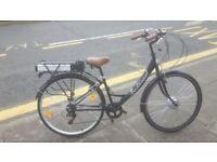 Electric Bike Low step Unisex