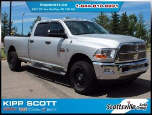 2012 Ram 3500 SLT, Cloth, Bedliner, Bluetooth, 6.7L Cummins