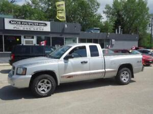 2007 Dodge Dakota ST,4X4 ONLY 53 000KMS!!! YES 53 000KMS!!