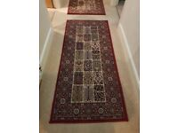 Ikea VALBY RUTA Rugs upto 6 available and can be sold individually