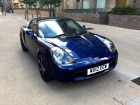 2000│Toyota MR2 1.8 VVT-i Roadster 2dr│MOT to Sep 2017│PX to Clear
