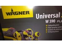 Wagner paint sprayer brand new as in photo