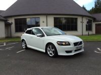 2009 Volvo C30 R-Design 1.6 only 57k Full Service History FINANCE AVAILABLE