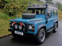 Land Rover 200TDI, SWB Good condition for year, well maintained.