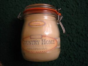 Country Home Candles - NEW - 2 Large Jar & 14 Votives