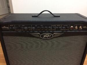 amplificateur peavey valveking 212