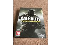 Call of Duty: Infinite Warfare plus extras (PS4) - brand new and sealed