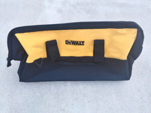 New Large Dewalt Tool Bag, For Sale Today only, heading home!