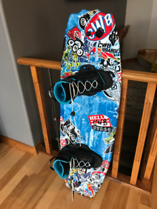 CWB Wakeboard with Boots - Size 9-12