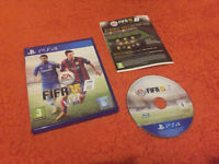 FIFA 15 game for Sony Playstation 4 (PS4)