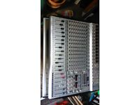 Behringer euro power pmh5000 PA system/mixing desk