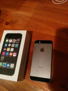 iPhone 5s 16GB comme neuf
